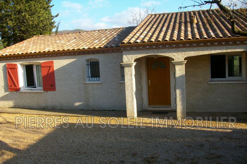 Photo Villa Le Poujol-sur-Orb Village,   achat villa  3 chambres   100m²