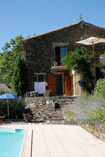 Photo Maison de caractère Rosis Village,   to buy maison de caractère  4 bedrooms   120m²