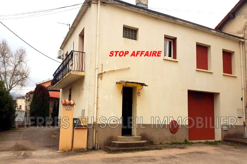 Photo House Bédarieux Centre-ville,   to buy house  6 bedrooms   135 m²