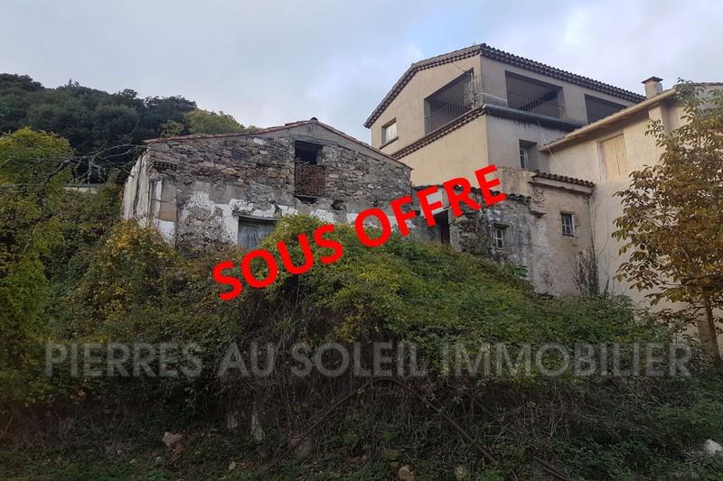 Photo Maison Le Bousquet-d'Orb Village,   achat maison  2 chambres