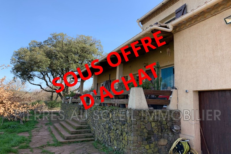 Photo House Clermont-l'Hérault Campagne,   to buy house  4 bedrooms   125 m²