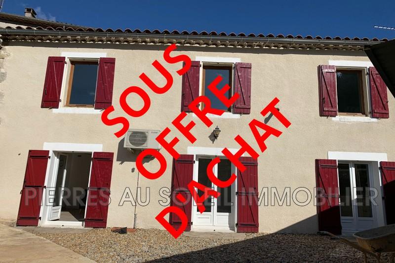 Photo Maison Villemagne-l'Argentière Village,   achat maison  2 chambres   70m²