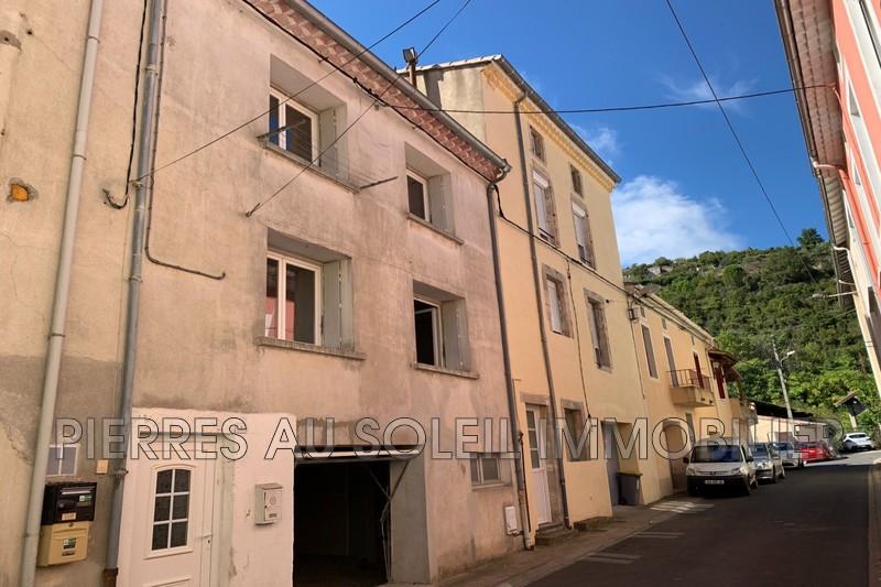 Photo Maison de ville Bédarieux Centre-ville,   to buy maison de ville  3 rooms   65m²