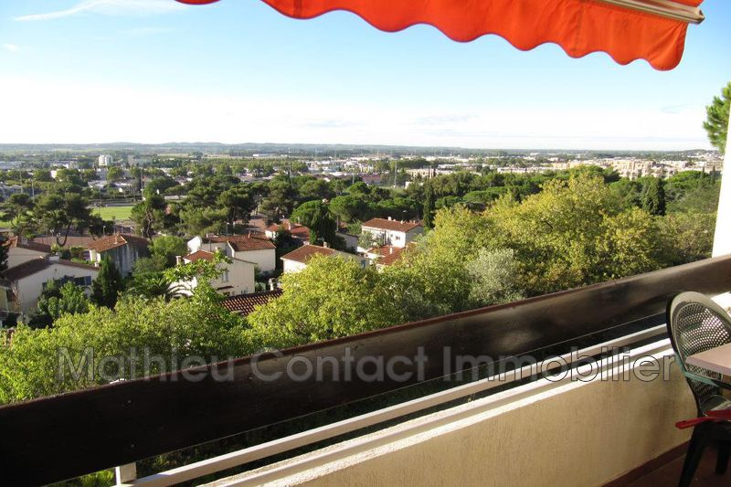 Photo Appartement Nîmes Puech du teil,  Location appartement  3 pièces   65 m²