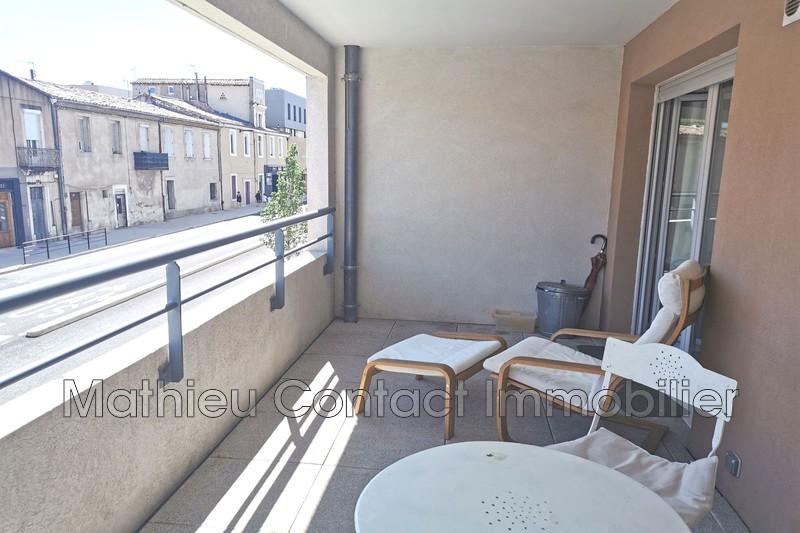 Photo Appartement Nîmes Centre-ville,  Location appartement  2 pièces   40m²