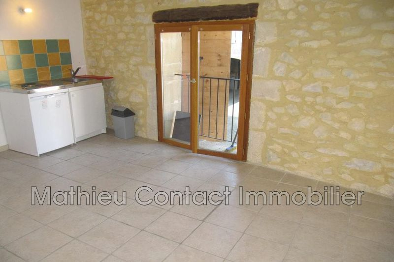 Photo Appartement Milhaud Village,  Location appartement  1 pièce   20 m²