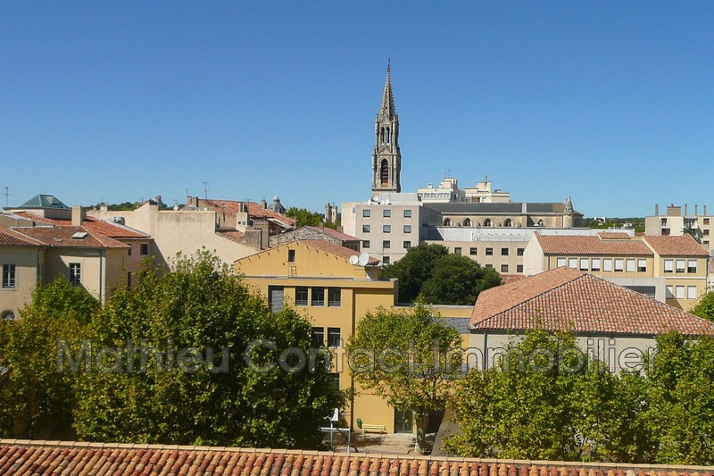 Photo Appartement Nîmes Esplanade,  Location appartement  2 pièces   53 m²