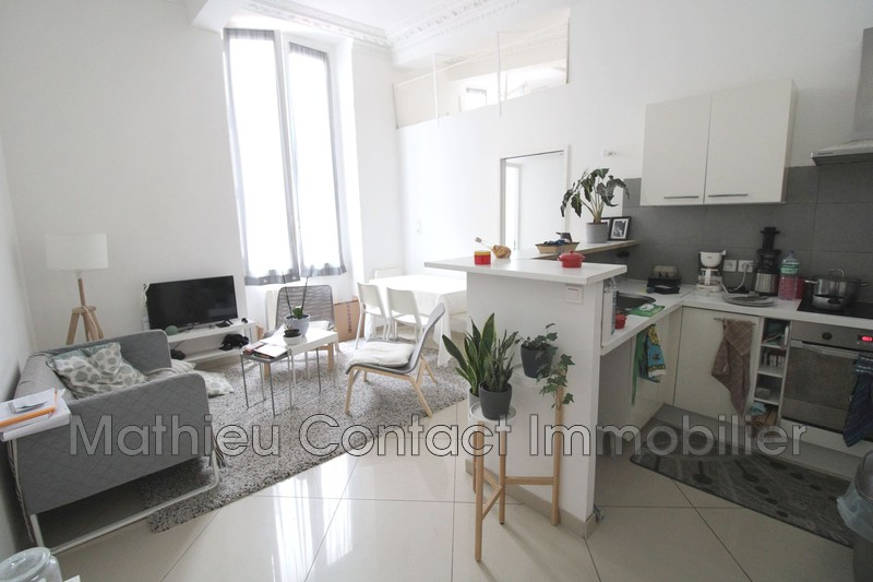 Photo Appartement Nîmes Ecusson,  Location appartement  3 pièces   44 m²