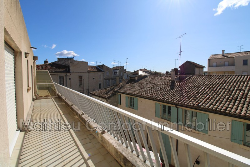 Photo Appartement Nîmes Carnot,  Location appartement  2 pièces   45m²