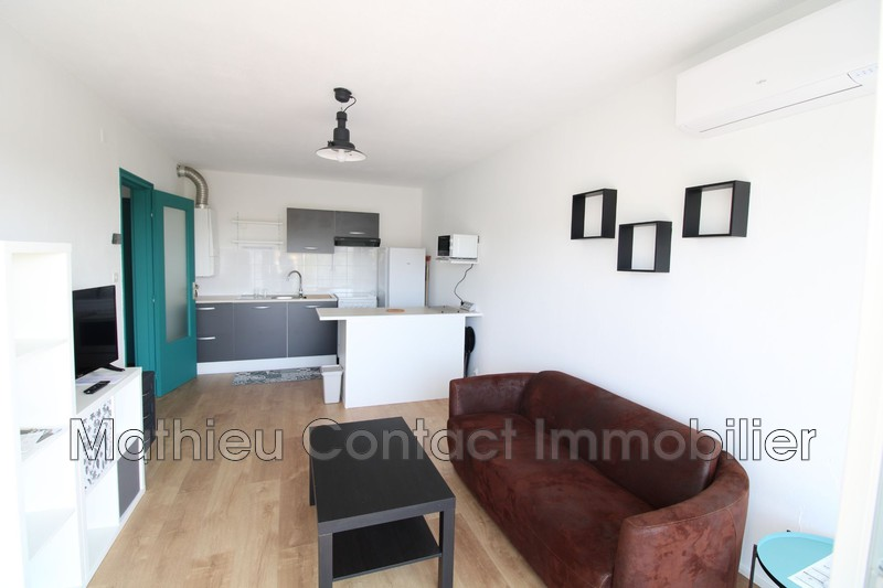 Photo Appartement Nîmes Route d'avignon,  Location appartement  2 pièces   36 m²