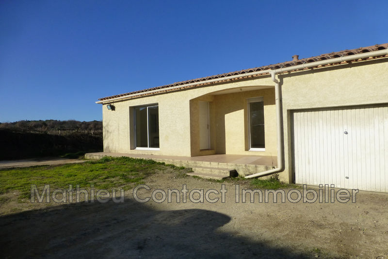 Photo Maison Saint-Geniès-de-Malgoirès Village,  Location maison  3 chambres   80 m²