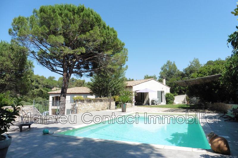 Photo Villa Nîmes Route d'uzes,   achat villa  5 chambres   185m²