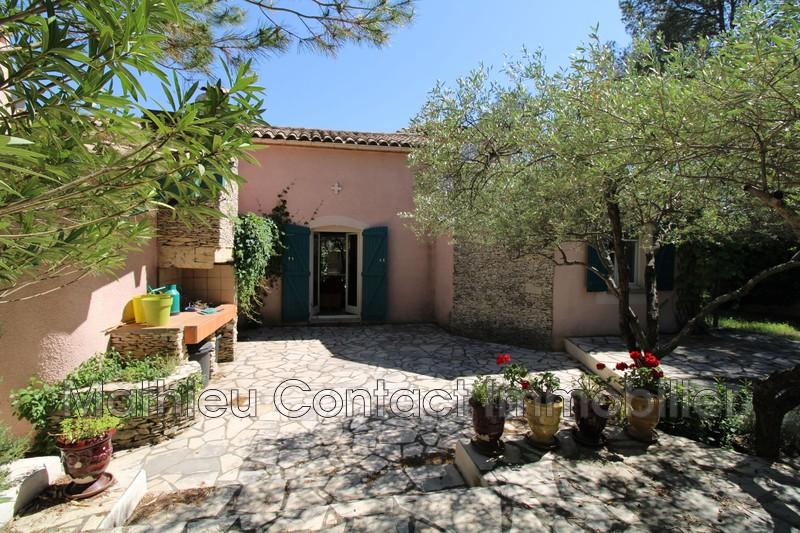 Photo Villa Nîmes Collines nord,   achat villa  4 chambres   132m²