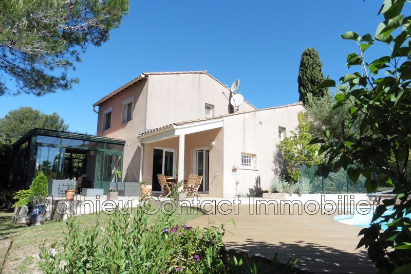 Photo Villa Nîmes Vacquerolles,   achat villa  4 chambres   115m²