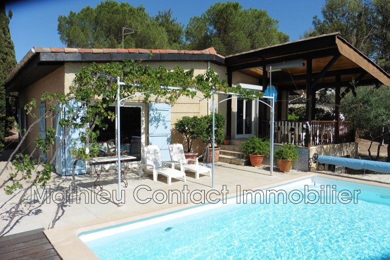 Photo House Nîmes Collines nord,   to buy house  2 bedrooms   108 m²
