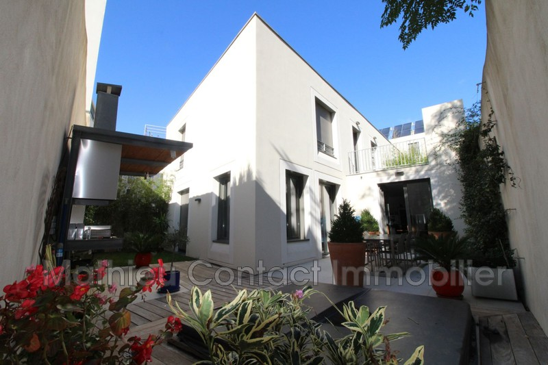 Photo Townhouse Nîmes Centre-ville,   to buy townhouse  4 bedrooms   156 m²
