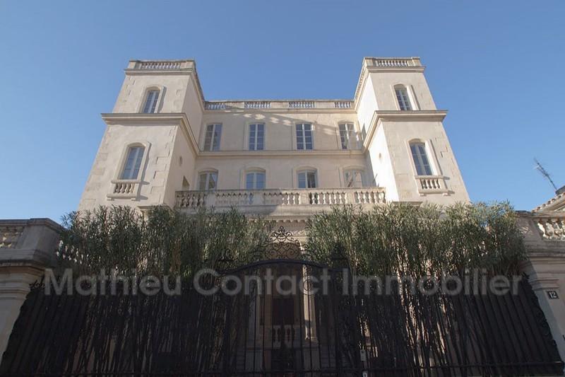 Photo Dernier étage Nîmes Centre-ville,   achat dernier étage  8 pièces   189m²