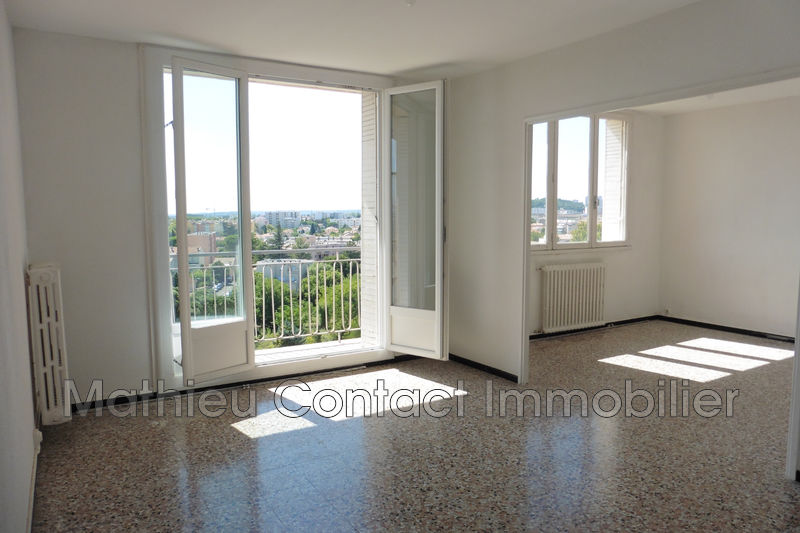 Photo Apartment Nîmes   to buy apartment  4 rooms   64 m²