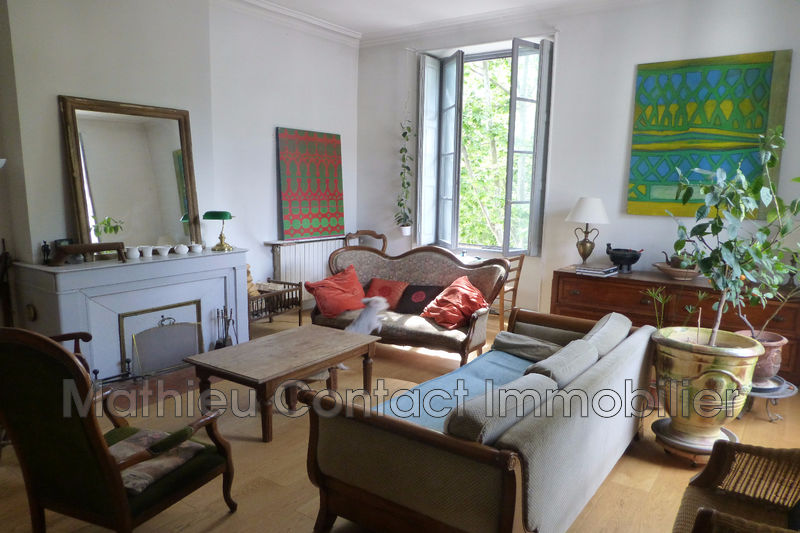 Photo Apartment Nîmes Esplanade,   to buy apartment  5 rooms   227 m²