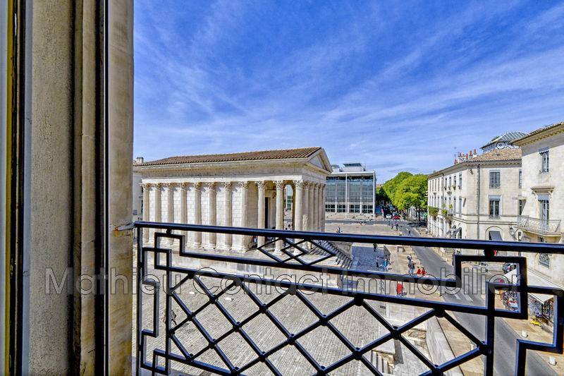 Photo Appartement Nîmes Maison carrée,   achat appartement  4 pièces   241m²