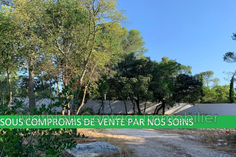 Photo Land Nîmes Cigale,   to buy land   1500 m²