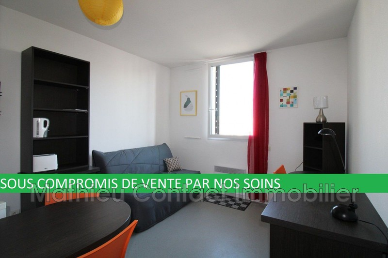 Photo Apartment Nîmes   to buy apartment  1 room   18 m²