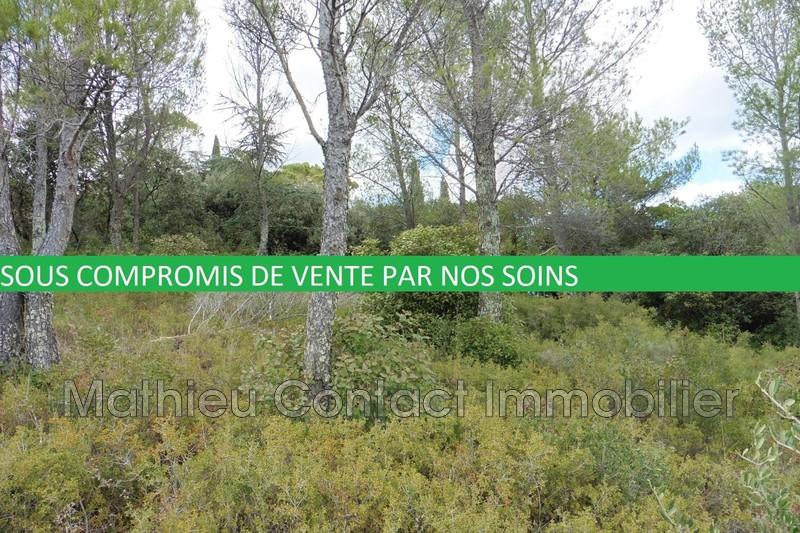 Photo Terrain à bâtir Cabrières   achat terrain à bâtir   2320m²