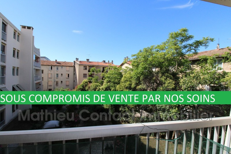 Photo Apartment Nîmes Esplanade,   to buy apartment  1 room   19 m²
