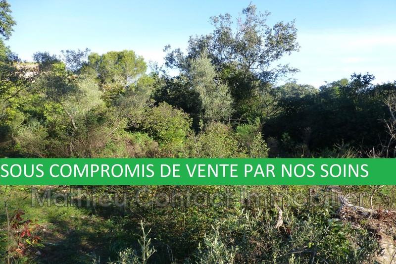 Photo Terrain à bâtir Nîmes Cigale,   achat terrain à bâtir   2300m²