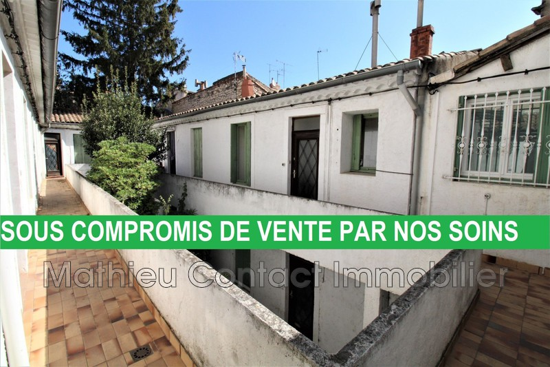 Photo Appartement Nîmes Centre-ville,   achat appartement  22 pièces   348m²