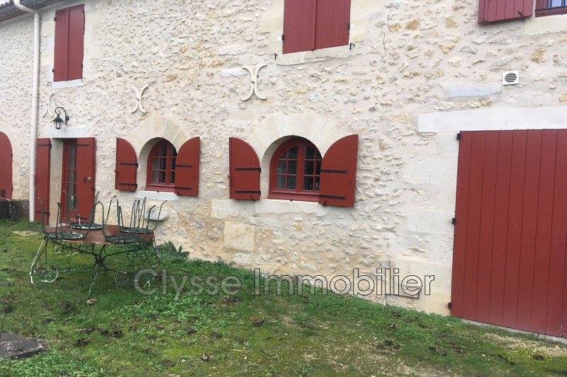 Photo Maison Sauternes Sud gironde,  Location maison  4 chambres   125 m²