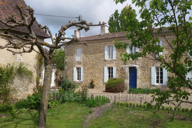 Photo Stone house Sauternes Sud gironde,   to buy stone house  6 bedrooms   300 m²