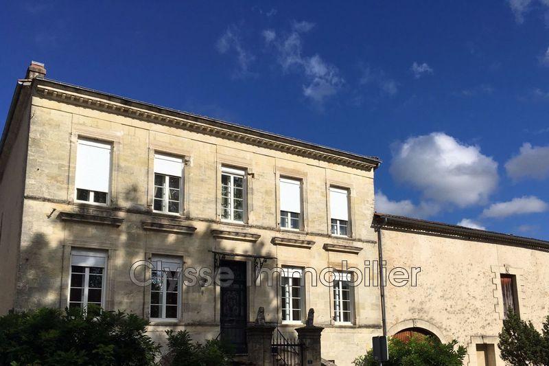 Photo Maison en pierre Barsac Sud gironde,   achat maison en pierre  5 chambres   500m²