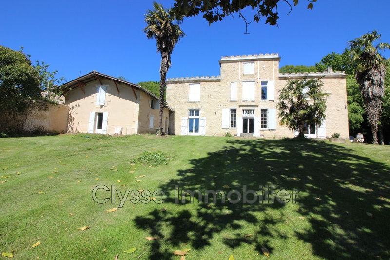 Photo Château Loupiac Sud gironde,   achat château  8 chambres   400m²