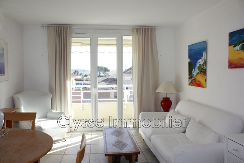Photo Appartement Sainte-Maxime Golfe de saint tropez,   achat appartement  3 pièces   60 m²