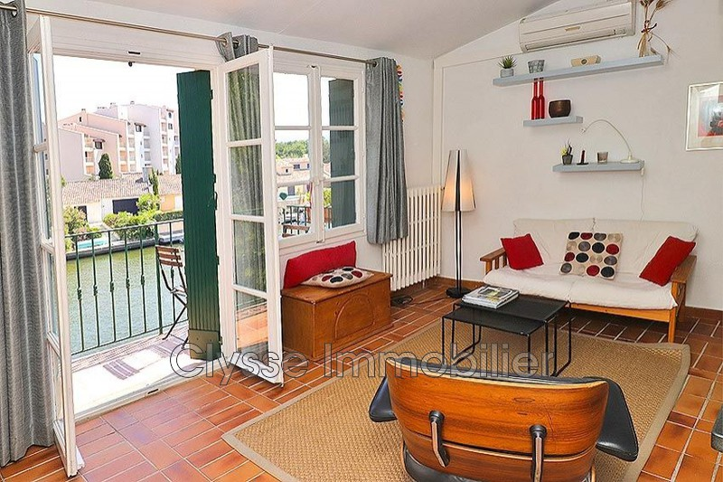 Photo n°2 - Vente appartement PORT GRIMAUD 83310 - 330 000 €