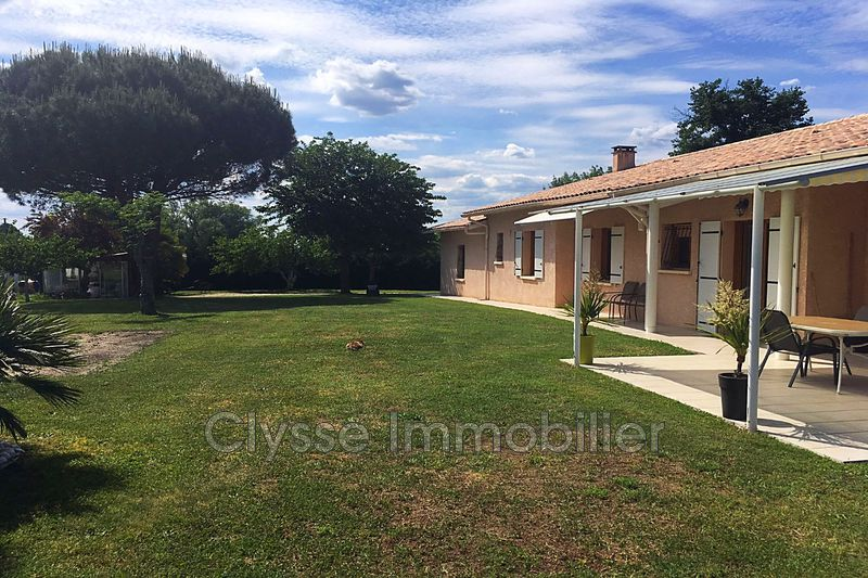 Photo Maison contemporaine Langon Sud gironde,   achat maison contemporaine  4 chambres   155 m²