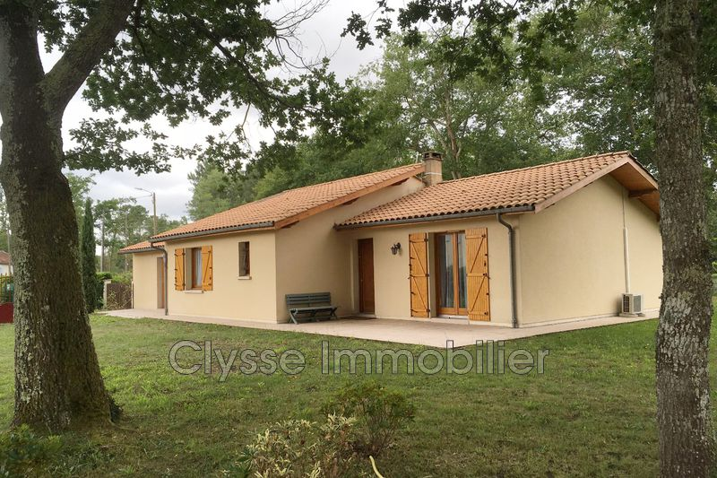 Photo Maison Villandraut Sud gironde,   achat maison  2 chambres   90m²