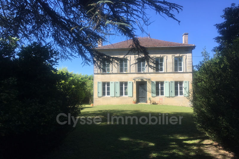 Photo Demeure de prestige Langon Sud gironde,   achat demeure de prestige  3 chambres   210m²