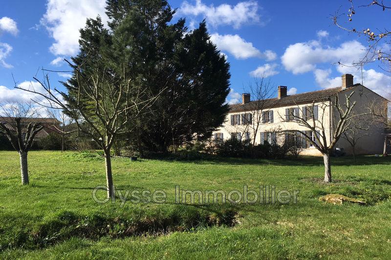 Photo Maison en pierre Sauternes Sud gironde,   achat maison en pierre  4 chambres   360m²