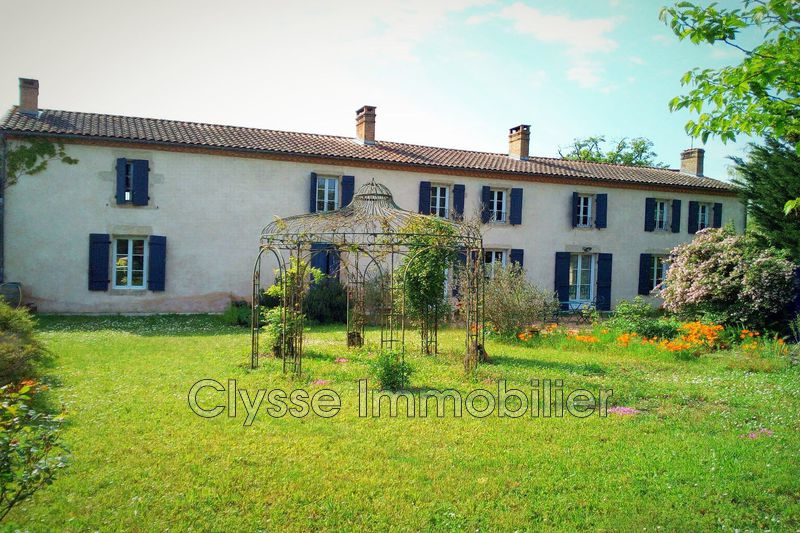 Photo Stone house Sauternes Sud gironde,   to buy stone house  4 bedrooms   300 m²