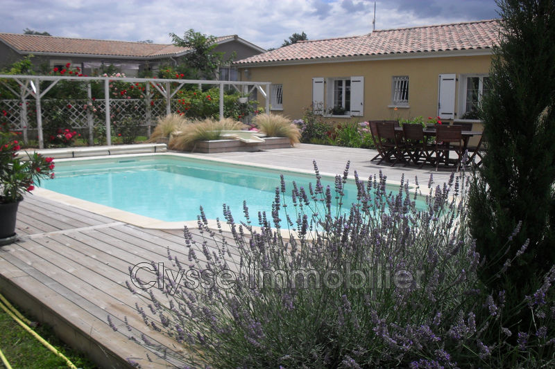 Photo Maison contemporaine Sauternes Sud gironde,   achat maison contemporaine  4 chambres