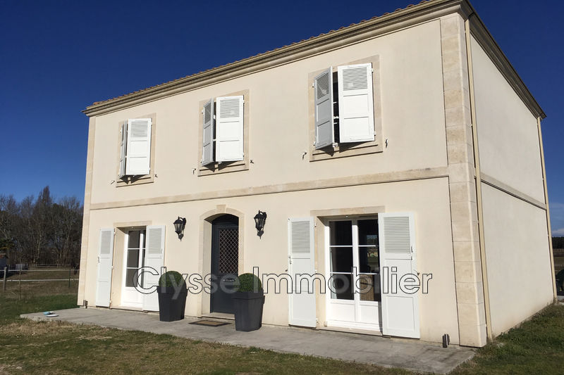 Photo Maison récente Sauternes Sud gironde,   to buy maison récente  4 bedrooms   130 m²