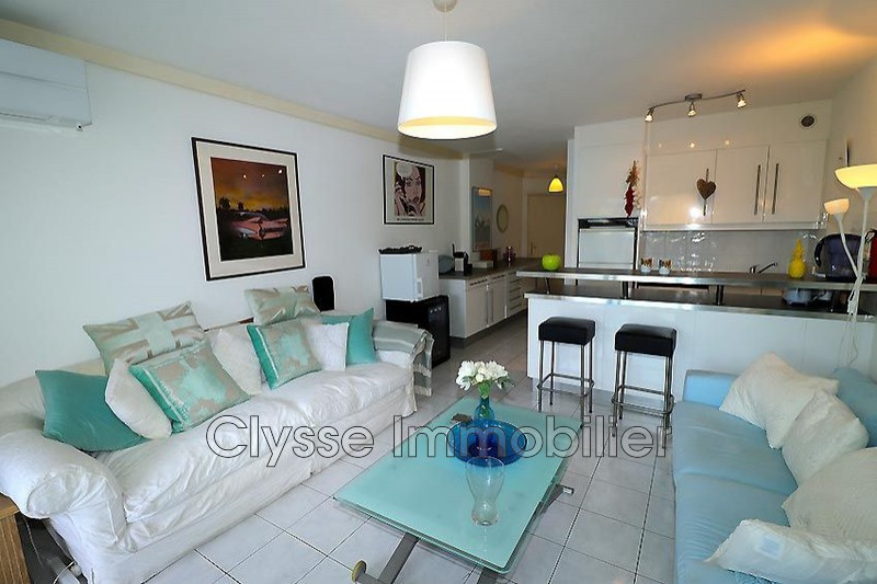 Photo n°1 - Vente appartement PORT GRIMAUD 83310 - 330 000 €