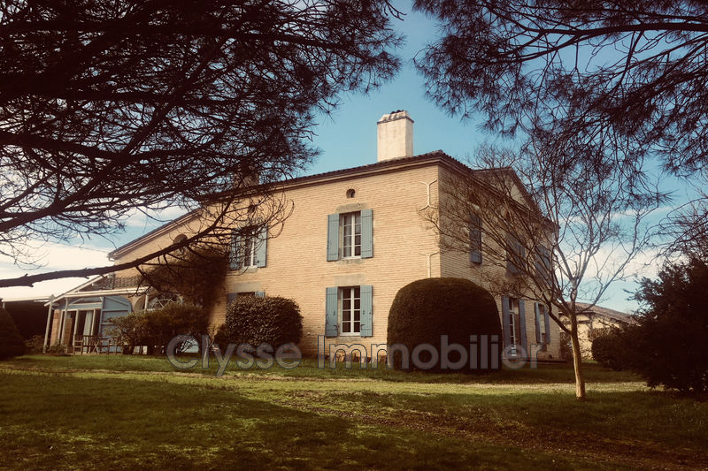 Photo Stone house Marmande Sud gironde,   to buy stone house  4 bedrooms   382 m²