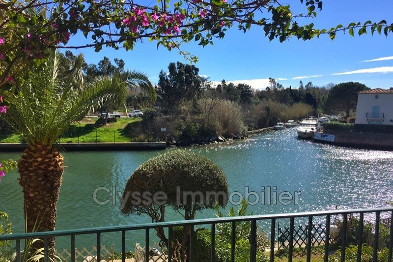 Photo n°1 - Vente appartement PORT GRIMAUD 83310 - 329 000 €