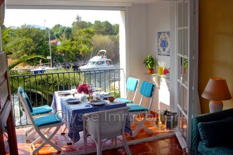 Photo n°3 - Vente appartement PORT GRIMAUD 83310 - 329 000 €