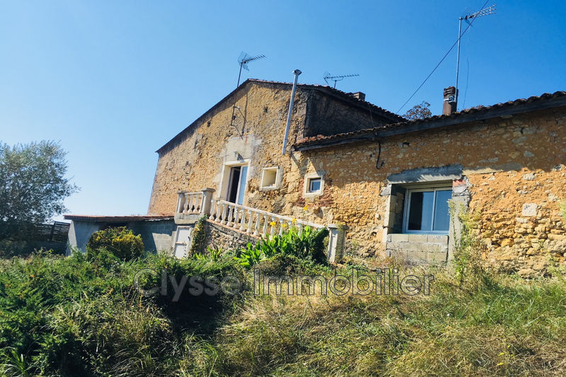 Photo Villa Gabarnac Sud gironde,   to buy villa  2 bedrooms   130 m²