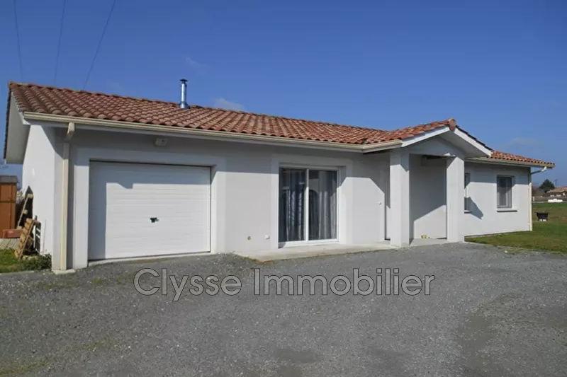 Photo Maison Sauternes Sud gironde,   achat maison  3 chambres   105m²