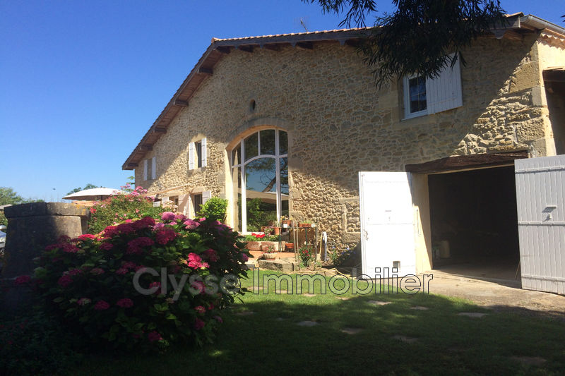 Photo Stone house Saint-Pierre-de-Mons Sud gironde,   to buy stone house  6 bedrooms   350 m²